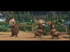 """""""Can I ask you guys something's? How are you both so Happy?"""" #IceAge4"""
