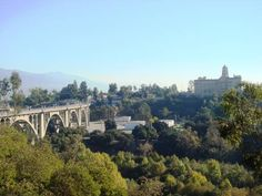 Pasadena Ca Colorado Street Bridge - https://www.facebook.com/pages/I-Love-Pasadena-Ca/318231858289866?ref=hl