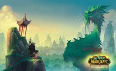 Mists Of Pandaria HD Wallpaper