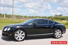 2012 Bentley Continental GT #bentley #continentalgt #forsale #canada