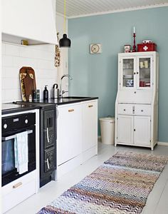 Varmalla värisilmällä   Koti ja keittiö