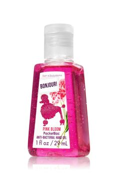 Bath+and+Body+Works+Hand+Sanitizer   ... NEW/UNTESTED Bath & Body Works PocketBac Sanitizer Hand Gel PINK BLOOM