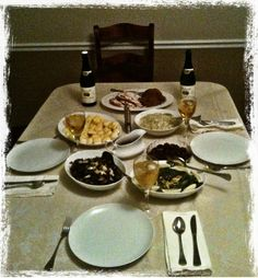 #photoadayMAY - day 18: something you made )food, craft, anything!) My first attempt at a Thanksgiving Dinner - Aussie girl cooks for Americans.