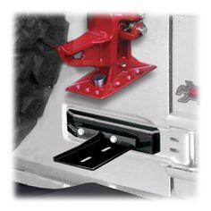 Rampage Products Hi-Lift Jack Mount for 07-up Jeep® Wrangler & Wrangler Unlimited JK