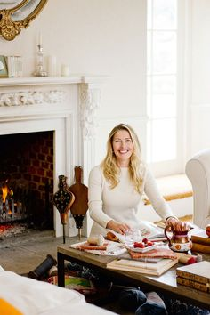 Sophie Conran's Christmas party tips