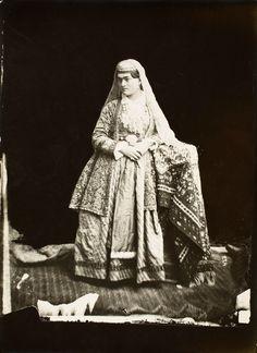 Iranian women in Qajar era ( Armenian girls in Iran )