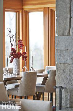 Marcus Gleysteen dining table