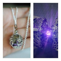 infinity gem orb neacklace - Google Search