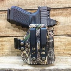 I think I'll keep this one for myself. AIWB holster for with by Concealed Carry Holsters, Conceal Carry, Kydex Sheath, Kydex Holster, Pistols, Everyday Carry, Swords, Firearms, Weapon