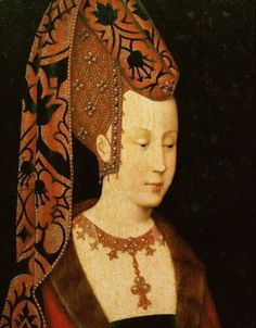 Infanta D. Isabel de Portugal e Duquesa de Borgonha (1430-1467). Casa Real: Avis…