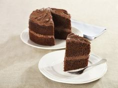 This is my go-to chocolate cake recipe. The secret? A cup of coffee! Makes the cake super moist and delicious. Buttermilk also helps, yum, so needless...