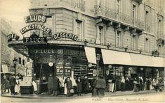 Place de Clichy.