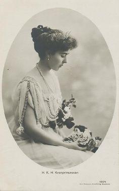 Crown Princess Margaret.