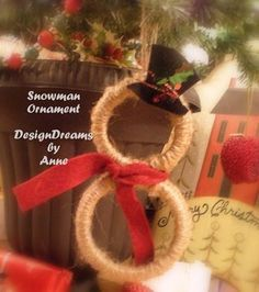 12 Christmas crafts to make this year - the space between