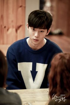 "Nam Joo Hyuk - ""Cheese in Trap""  Episode 1 BTS"