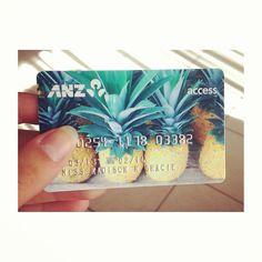 Ananas-card