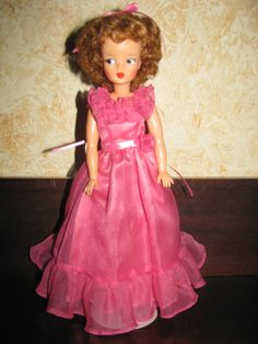 Here is one of my Tammy Dolls.   I always preferred her to Barbie....