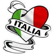 Proud if that Italian blood baby;)