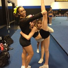 Kiara, madi, and jenee<3
