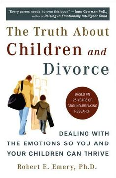 The Truth About Children and Divorce: Dealing with the Emotions So You and Your Children Can Thrive by Robert Emery, http://www.amazon.com/gp/product/B002VKJ1F2/ref=cm_sw_r_pi_alp_Kxj7pb1KP5GFD