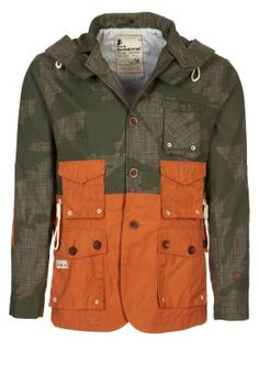 hiking jacket / marshall artist