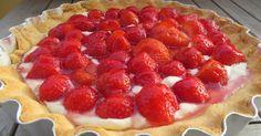 Geschwister Keks: Erdbeer-Mascarpone-Kuchen