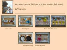 A la douce: Introduction à la pédagogie Montessori
