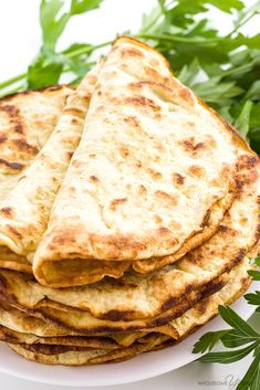 Good but hard to cook- Low Carb Paleo Tortillas Recipe with Coconut Flour Ingredients) - If you're looking for easy coconut flour recipes, try paleo low carb tortillas with coconut flour. Make these keto paleo coconut wraps w/just 3 ingredients! Paleo Tortillas, Coconut Flour Tortillas, Cauliflower Tortillas, Best Low Carb Tortillas, Coconut Flour Cakes, Paleo Flour, Arrowroot Flour, Ketogenic Recipes, Low Carb Recipes