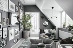 """Check out this @Behance project: """"Grey Attic"""" https://www.behance.net/gallery/61572905/Grey-Attic"""