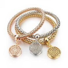 Gold Plated Charm Bracelets Charm Bracelets 8d934561f1ab