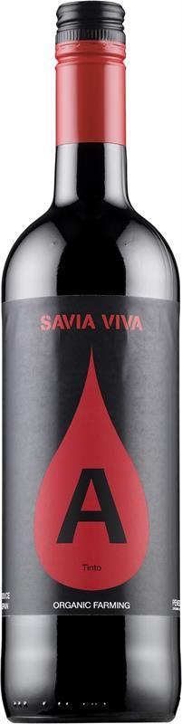 Savia Viva Familia Tinto A 2011 punaviini luomua, pehmeä vähän mausteinen, noutopöytään ja lihalle, 8,26 e