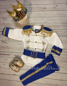 Personalized Prince outfit, baby Prince Charming outfit, OneDerland outfit, infant/kids, baby king outfit, kids king outfit, CHOOSE SIZE