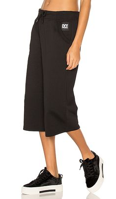 183e0d652b Shop for IVY PARK Cropped Sweatpants in Black at REVOLVE. Free 2-3 day