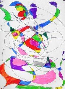 Kids Art Market: Miro Lines