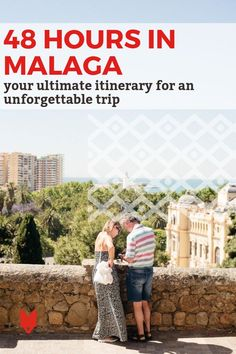 Need an itinerary for 48 hours in Malaga? You've come to the right place. This guide is packed with tips and ideas for things to do, from famous Old Town sights like the cathedral and Alcazaba to suggestions for great tapas bars and restaurants. You'll even have plenty of time to relax at the beach. #Malaga #traveltips Spanish Culture, Tapas Bar, Boat Dock, City Beach, Moorish, Seville, Spain Travel, Great View, Great Photos