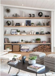Styling Bookshelves Revisited