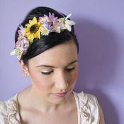 Bonnie Floral Bandeau // £15