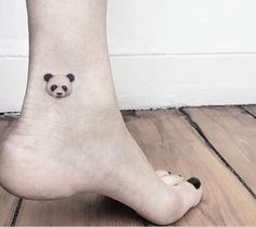 Panda Tattoo Dövme http://turk |