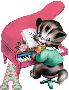 alphabets chats - Page 6 Alphabet, Piano Music, My Music, Rollin Stones, The Beach Boys, Choir, Disney Characters, Fictional Characters, Folk