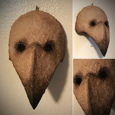 Plague Doctor Mask @skinwalker_labs