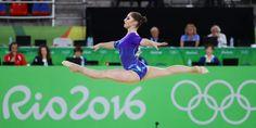 Gimnasta rusa #Mustáfina gana bronce en concurso individual femenino en #Río sptnkne.ws/bTUK