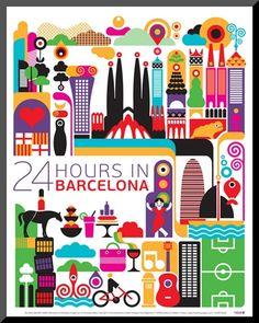 Barcelona    by Fernando Volken Togni