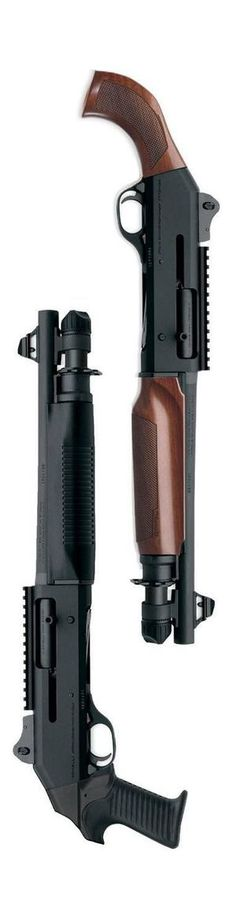 Pair of Benelli M4 shorty shotties …