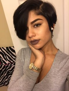 Black Girl Short Hairstyles Best Beautiful Xoxojenise  Httpsblackhairinformationhairstyle