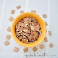 Homemade Cinnamon Toast Crunch | My Whole Food Life