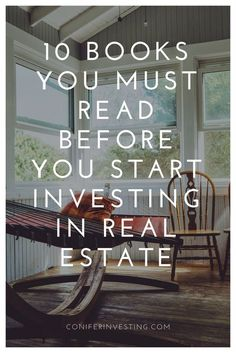10 books you must read before you start investing in real estate to create passive income #howdoibecomearealestateagent