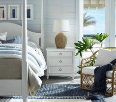 Coastal Master Bedroom, Beach House Bedroom, Beach House Decor, Home Bedroom, Bedroom Decor, Home Decor, Spa Bedroom, Bedroom Ideas, Beach Bedrooms