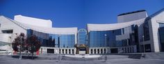 Slovak National Theatre  #slovakia #bratislava #national #citypotography #theatre #new #travel #europetrip #exploretheworld #ewc #cambridgeschool #architecture #building Cambridge School, National Theatre, Bratislava, Marina Bay Sands, Explore, Architecture, World, Building, Travel