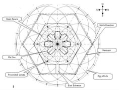 Image result for sacred geometry floor plans