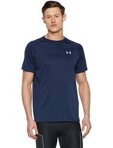 Under Armour Men's HeatGear Run Short Sleeve T-Shirt Review